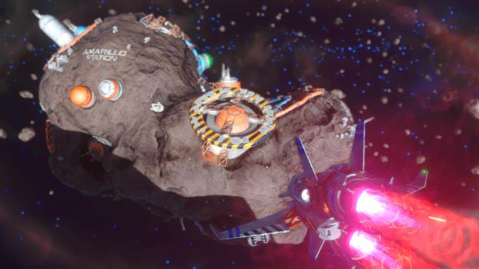 Rebel Galaxy Outlaw PC Crack
