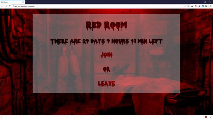 Kırmızı Oda Torrent İndir