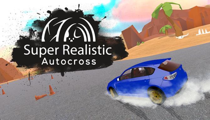 Süper Gerçekçi Autocross Ücretsiz İndir