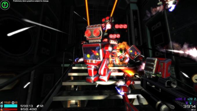Attack Of The Retro Bots PC Crack