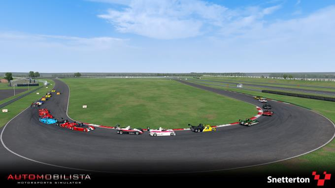 Automobilista - Snetterton Torrent Download