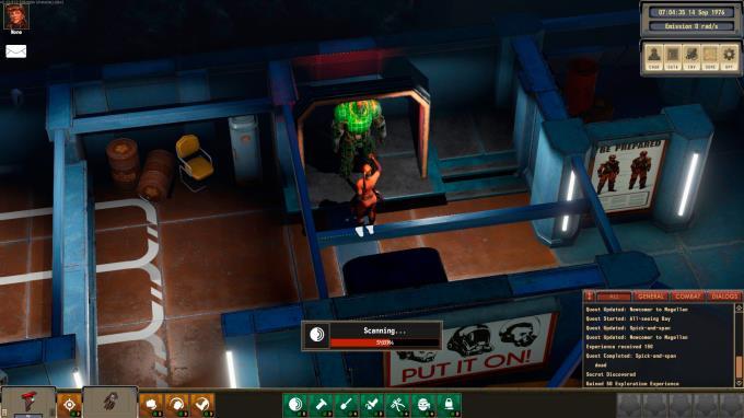 Kapalı: Apocalyptic Sonrası RPG PC Crack Bilim Kurgu