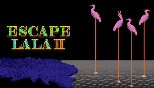 Escape Lala 2 - Retro Point and Click Adventure Free Download