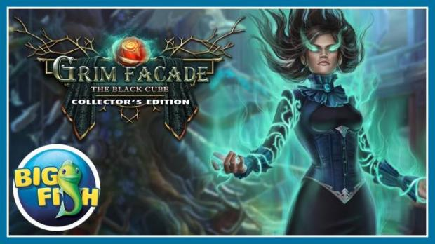 Grim Facade: The Black Cube Collector's Edition Free Download