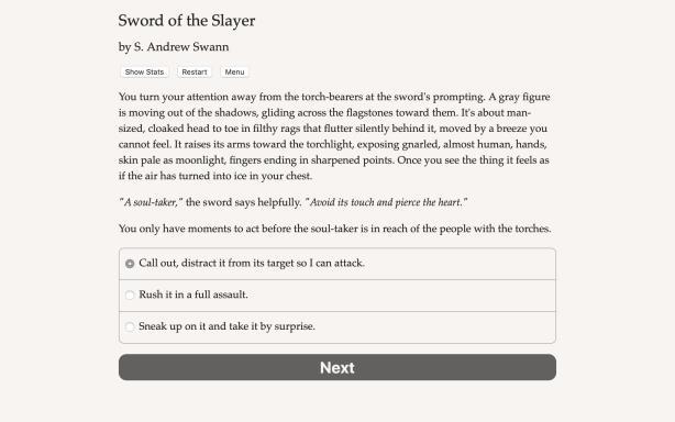 Sword of the Slayer Torrent Download