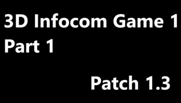 3D Infocom Game 1 Part 1 Free Download