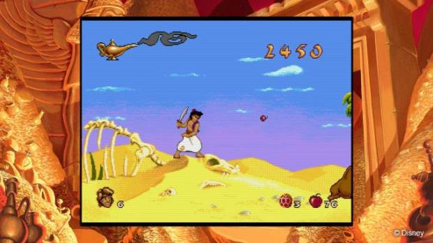 Disney Classic Games: Aladdin and The Lion King Torrent Download