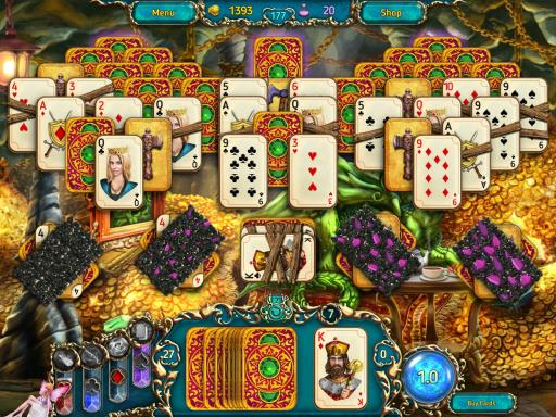 Dreamland Solitaire: Dragon's Fury Torrent Download