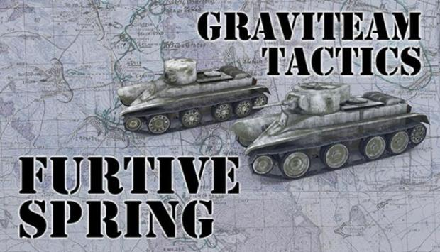 Graviteam Tactics: Furtive Spring Free Download