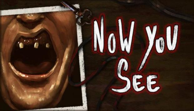 Now You See - A Hand Painted Horror Adventure Free Download