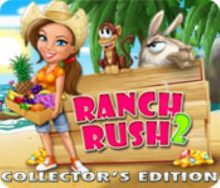 Ranch Rush 2 Collector's Edition Free Download