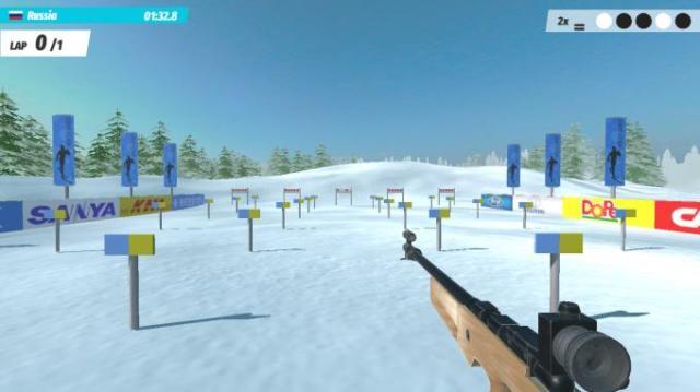Ski Drive: Biathlon PC Crack