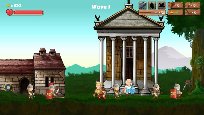 The Last Roman Village Torrent Download