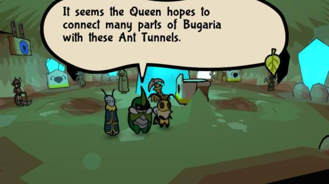 Bug Fables: The Everlasting Sapling PC Crack