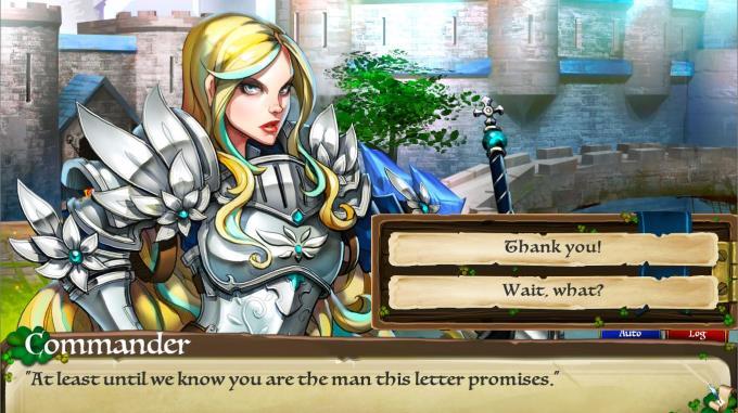 Faulty Apprentice - Fantasy Visual Novel / Dating Sim Torrent Download