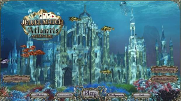Jewel Match Atlantis Solitaire - Collector's Edition Torrent Download