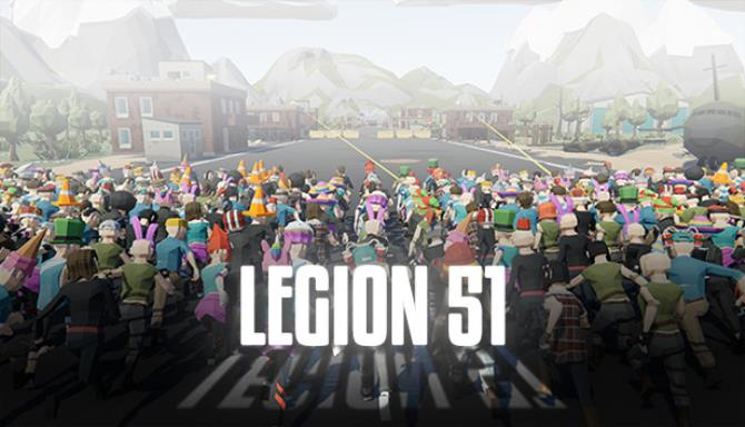 Legion 51 Bedava İndir