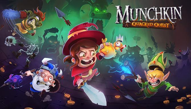 Munchkin: Quighted Quest Ücretsiz İndir