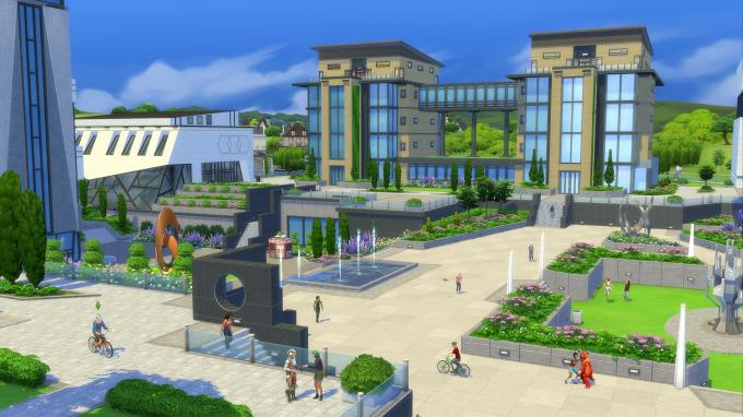 The Sims 4 Discover University Torrent Download