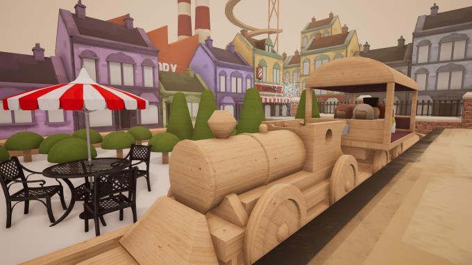 Parçalar - Aile Dostu Açık Dünya Tren Seti Oyunu Torrent İndir