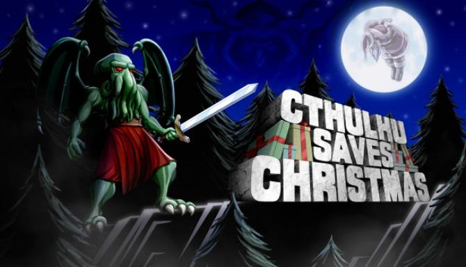 Cthulhu Noel Ücretsiz İndir tasarruf