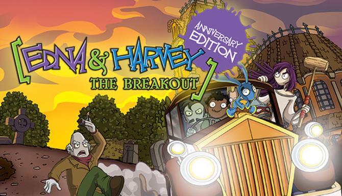 Edna ve Harvey: Breakout - Yıldönümü Baskısı Ücretsiz İndir