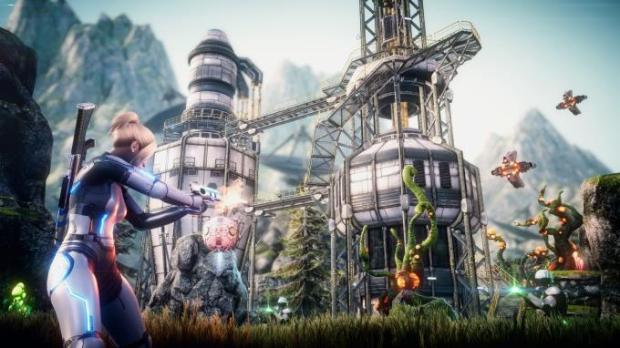 Everreach: Project Eden PC Crack