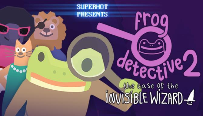 Kurbağa Dedektifi 2: Görünmez Sihirbazı Örneği Ücretsiz İndir