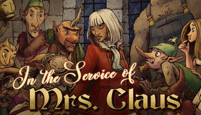 Bayan Claus Hizmetinin İndirilmesinde