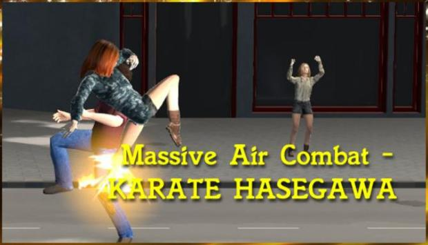 Massive Air Combat - KARATE HASEGAWA Free Download