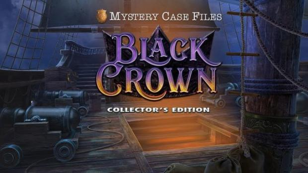 Mystery Case Files: Black Crown Collector's Edition Free Download