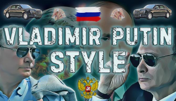 Vladimir Putin Stil Ücretsiz İndir