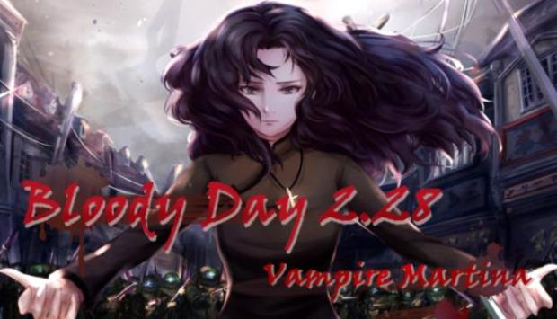 血腥之日228-Vampire Martina-Bloody Day 2.28 Free Download