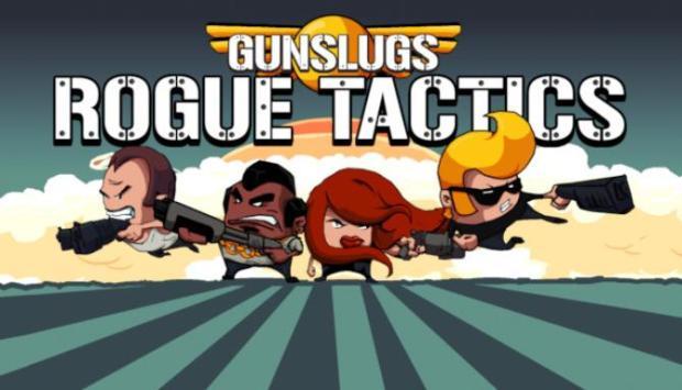Gunslugs 3:Rogue Tactics Free Download