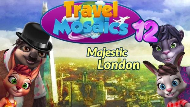 Travel Mosaics 12: Majestic London Free Download