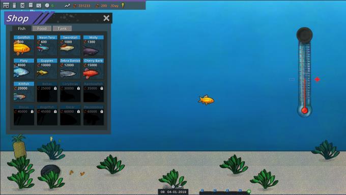 Balık Simülatörü: Akvaryum Yöneticisi PC Crack