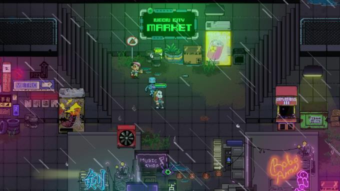 Neon City Riders Torrent İndir