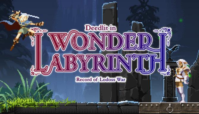 Lodoss Savaşı-Deedlit'in Wonder Labirenti - Ücretsiz İndir