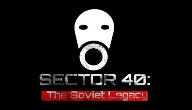 SEKTÖR 40: Sovyet Mirası Ücretsiz İndir