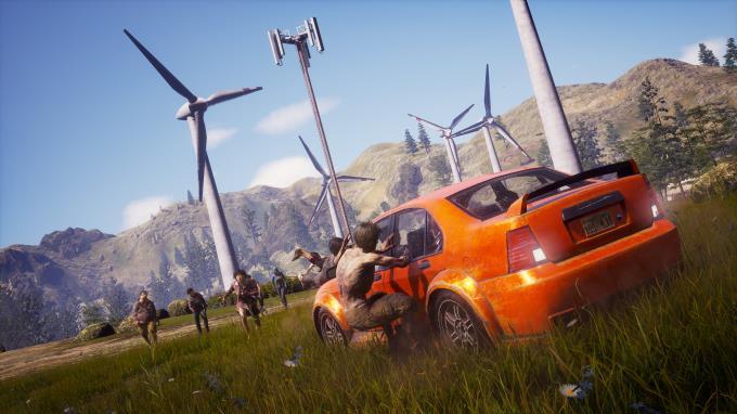 Durum Çürümesi 2: Juggernaut Edition PC Crack