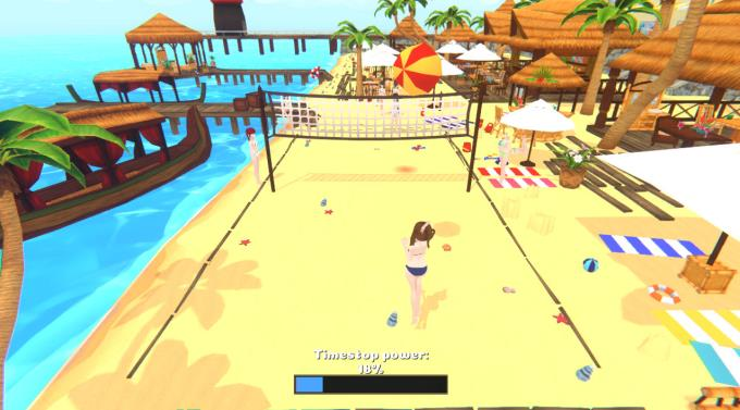 Timestop Volleyball PC Crack