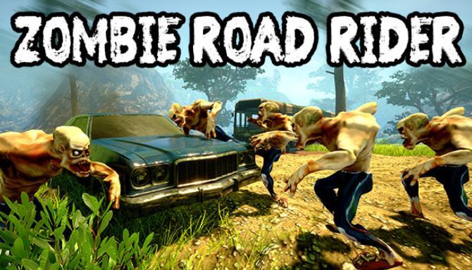 Zombie Road Rider Ücretsiz İndir