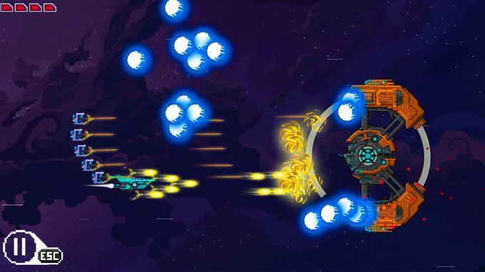 Galaxy Warfighter Torrent İndir