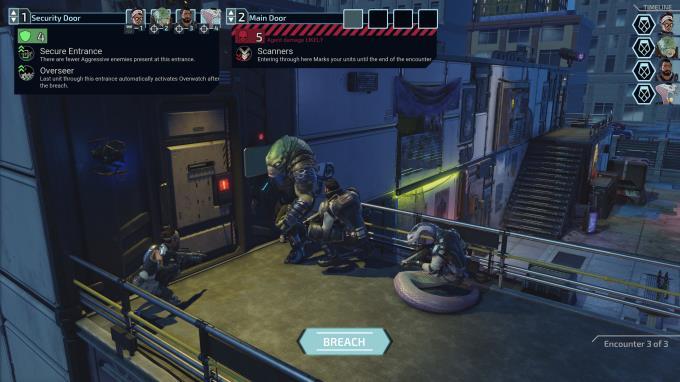 XCOM: Chimera Kadrosu Torrent İndir