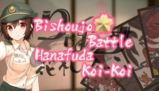 Bishoujo Battle Hanafuda Koi-Koi Free Download