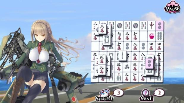 Bishoujo Battle Mahjong Solitaire PC Crack