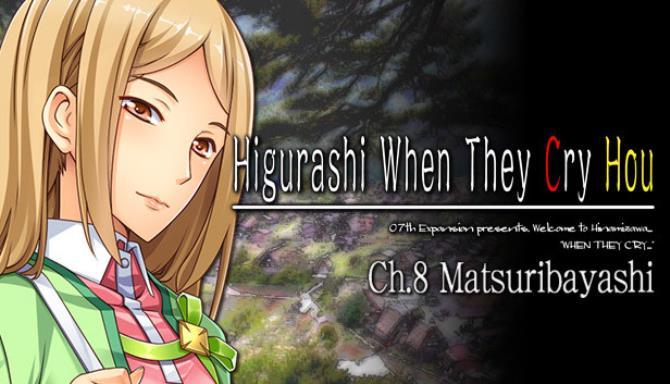 Higurashi Ne Zaman Ağladılar Hou - Ch.8 Matsuribayashi Ücretsiz İndir