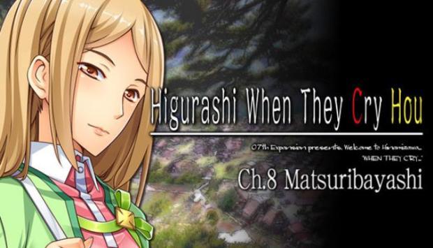 Higurashi When They Cry Hou - Ch.8 Matsuribayashi Free Download