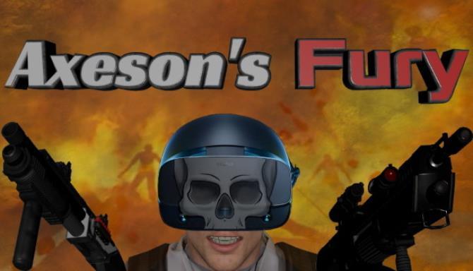 Axeson'un Fury VR Ücretsiz İndir