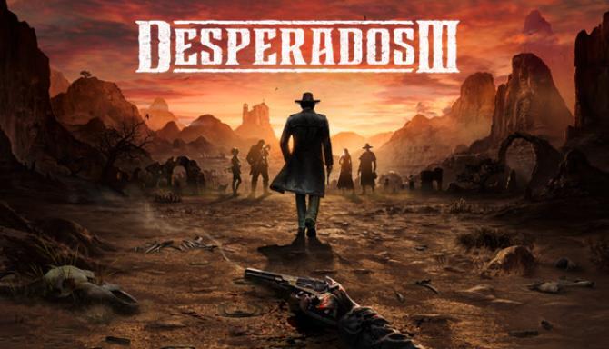 Desperados III Ücretsiz İndir